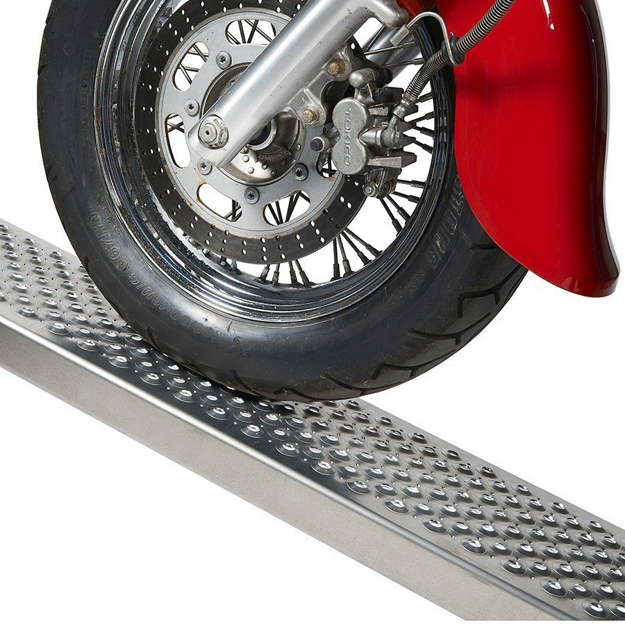 Aluminium rijplaat - 250 cm 1