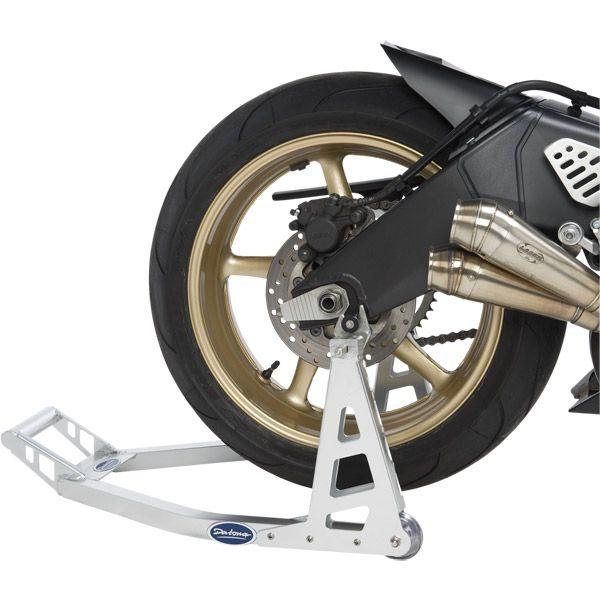 Paddockstand achterwiel aluminium motorlift motorstandaard 9