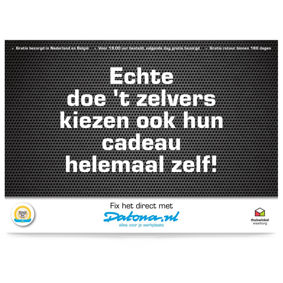 Gereedschapsbon 10 euro 2