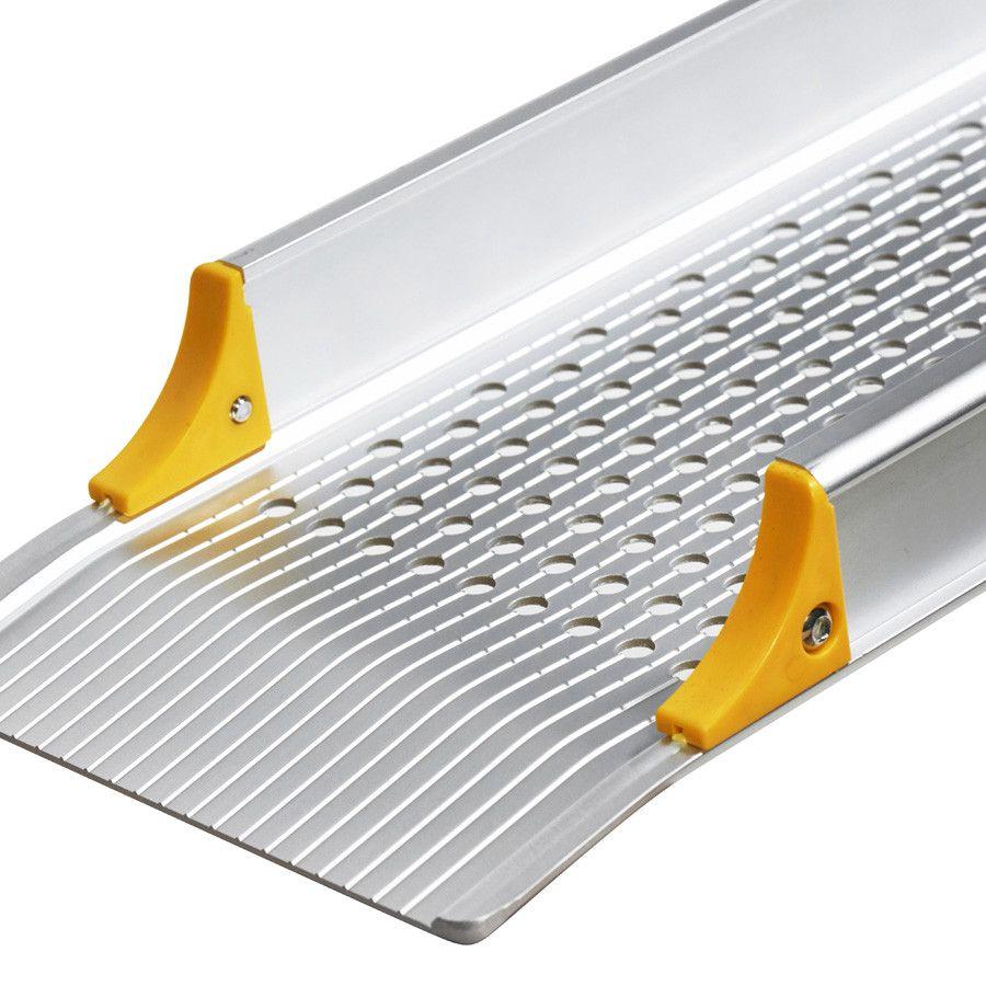 Aluminium oprijplaat inklapbaar - 120 cm (2 stuks) 6