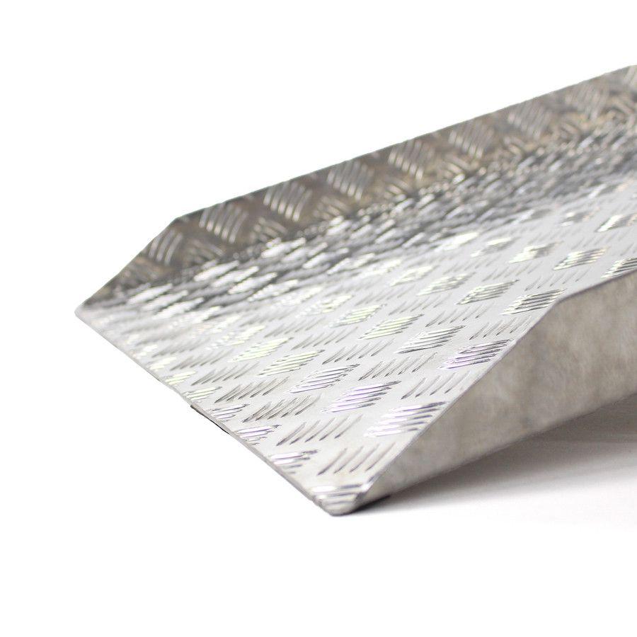 Drempelhulp extra sterk 30 - 35 cm drempelhelling rijplaat drempelplaat 6