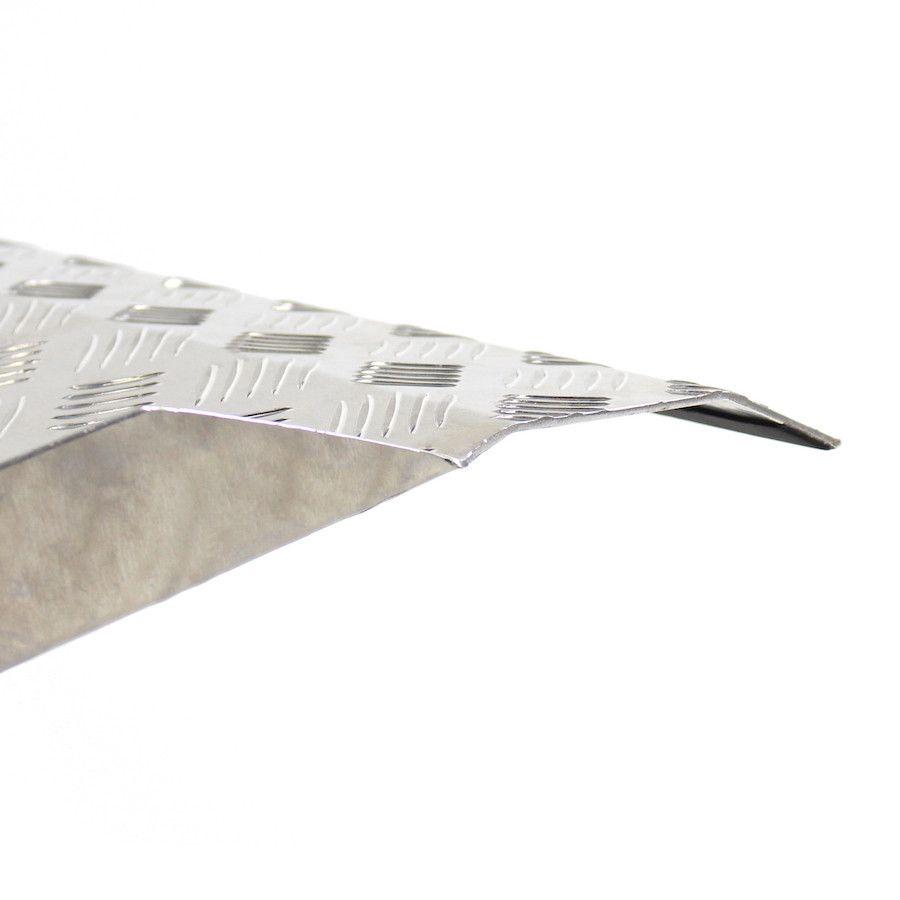 Drempelhulp extra sterk 25 - 30 cm rijgoot drempelplaat oprijhelling 8