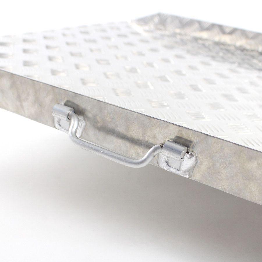 Drempelhulp extra sterk 30 - 35 cm drempelhelling rijplaat drempelplaat 5