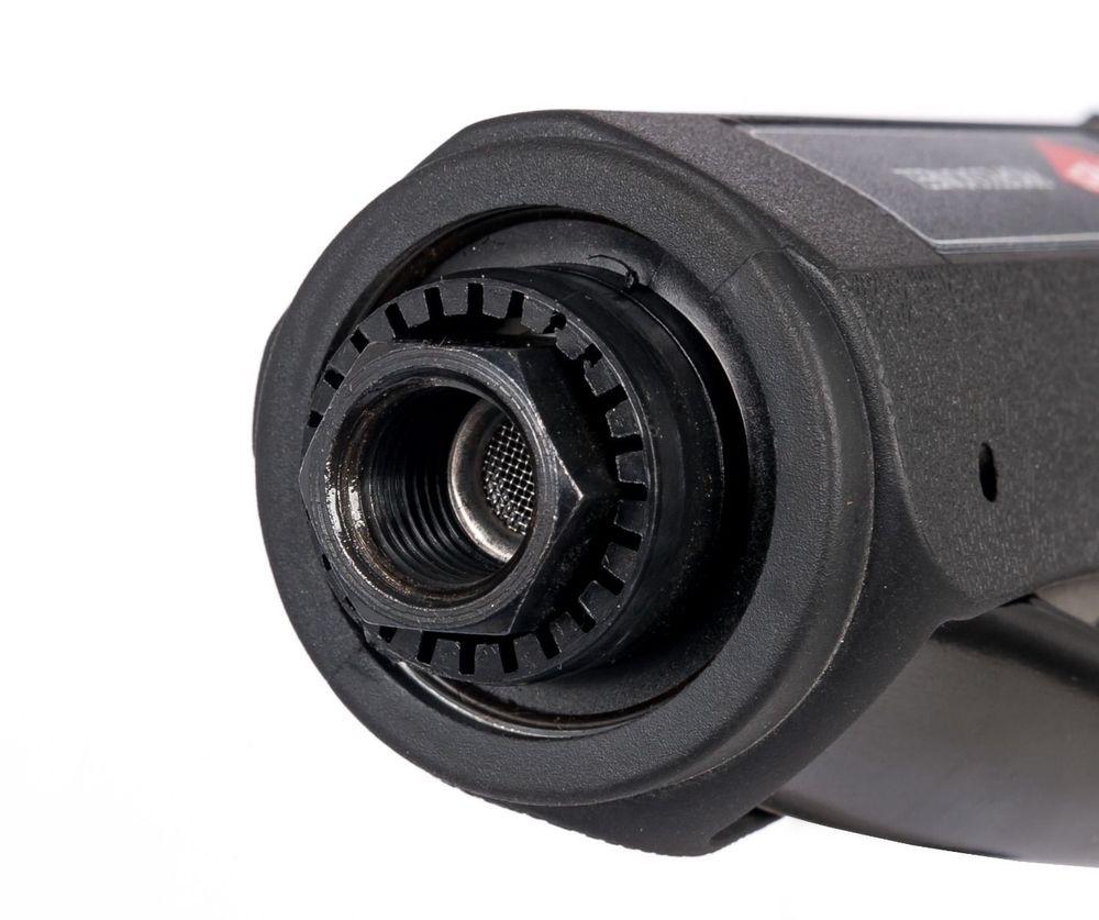 Lamellenschuurmachine met accessoires - Airpress 6