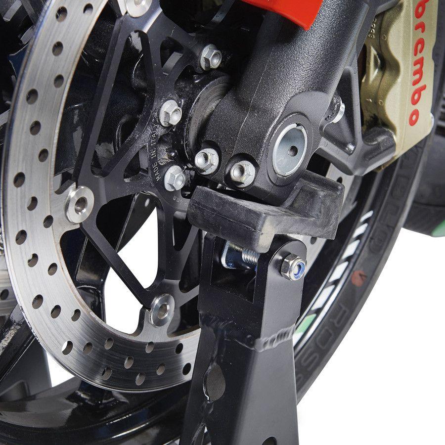 MotoGP paddockstand motorlift voorwiel motor 4