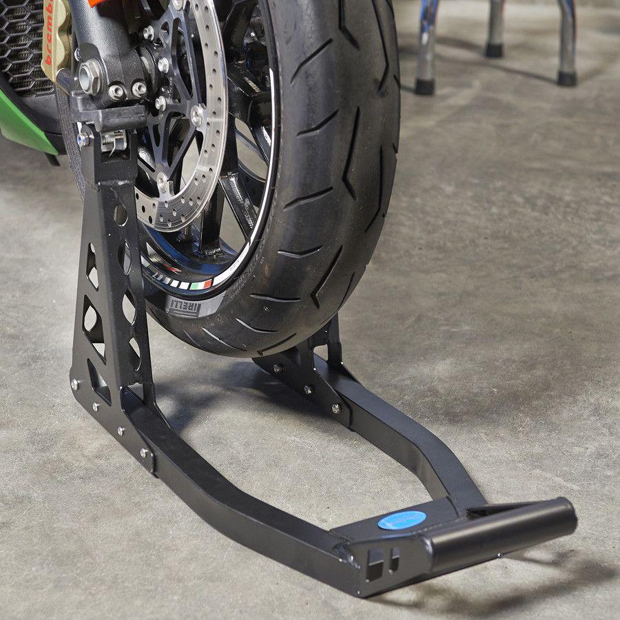 MotoGP paddockstand motorlift voorwiel motor 1