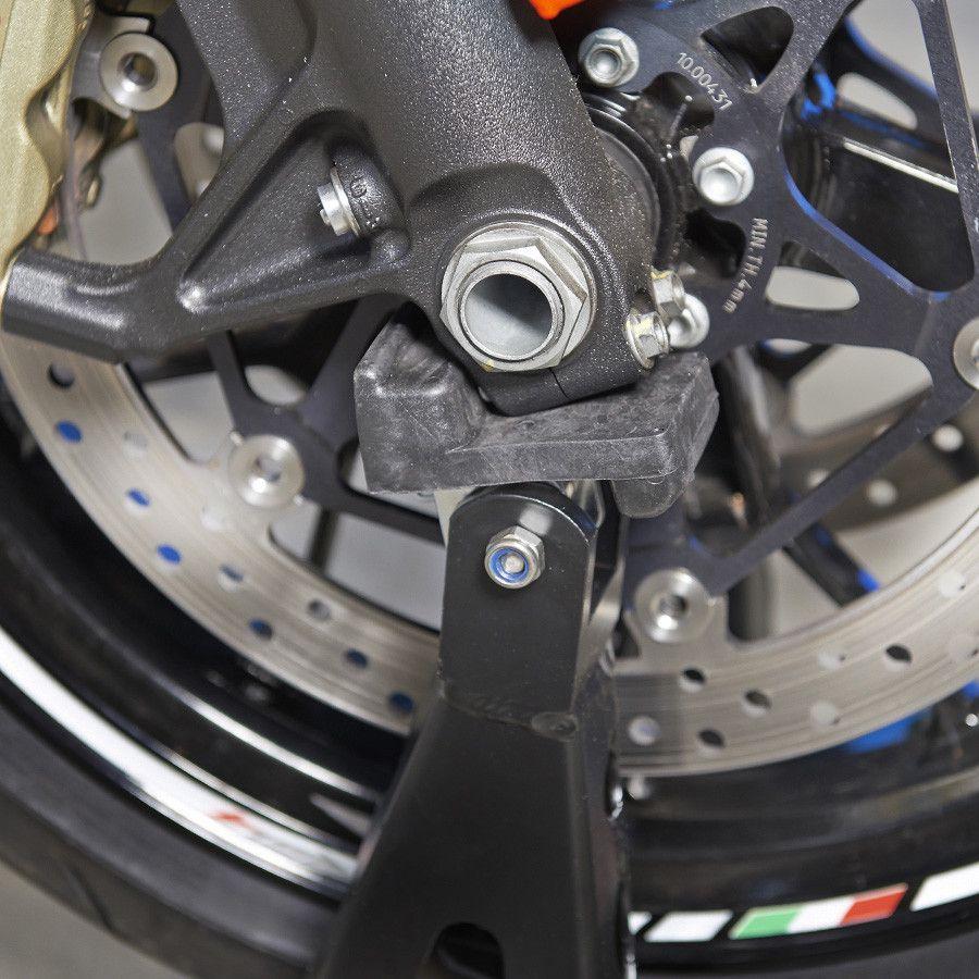MotoGP paddockstand motorlift voorwiel motor 3