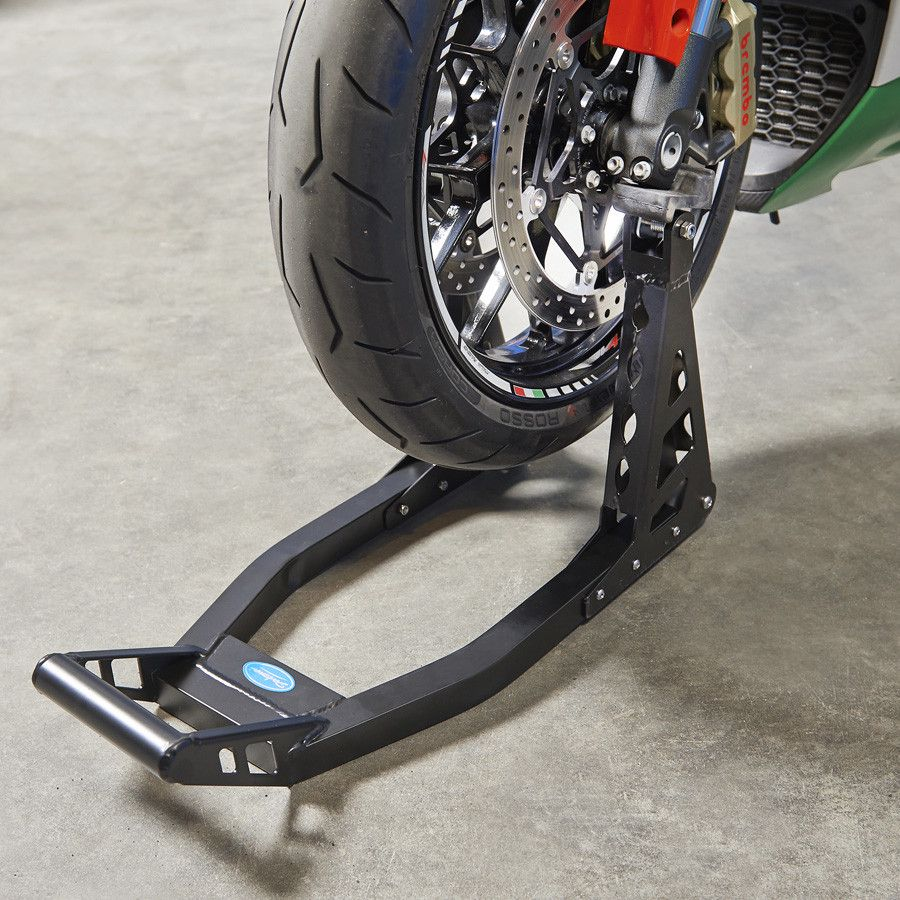 MotoGP paddockstand motorlift voorwiel motor 2