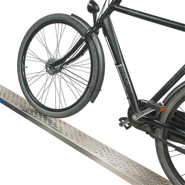 Aluminium oprijplaat - 200 cm (capaciteit 300 kg) 1