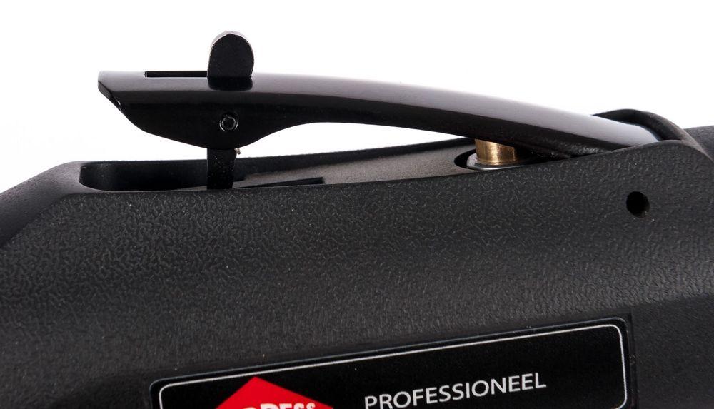 Lamellenschuurmachine met accessoires - Airpress 15