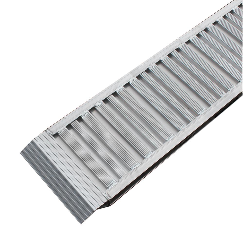 Aluminium oprijplaten auto 180 cm - 3 ton (2 stuks)
