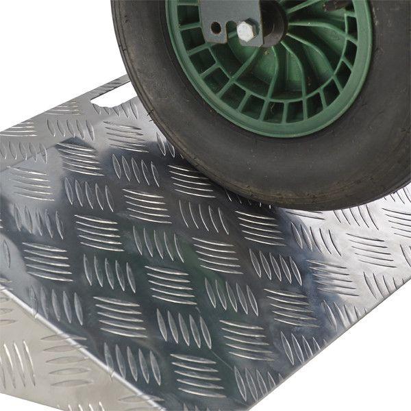 Drempelhulp 9-12 cm rijplaat oprijhelling oprijplaat