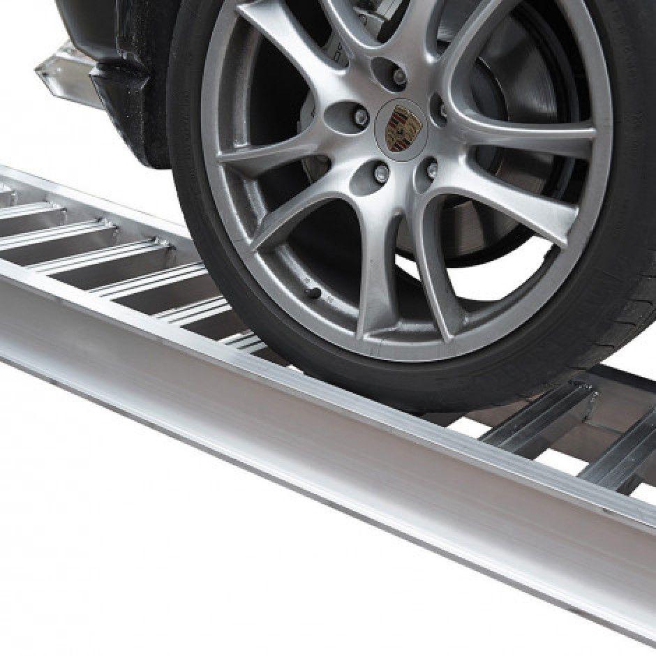 aluminium oprijplaat auto set - 8