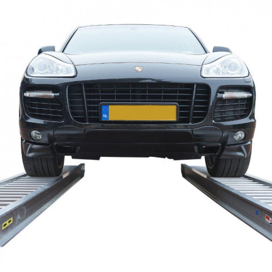 aluminium oprijplaat auto set -9