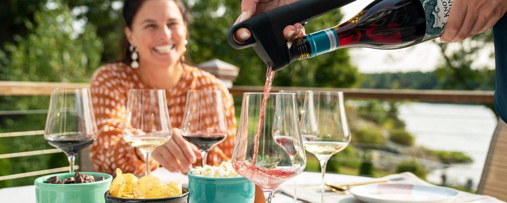 Coravin Wijnsystemen