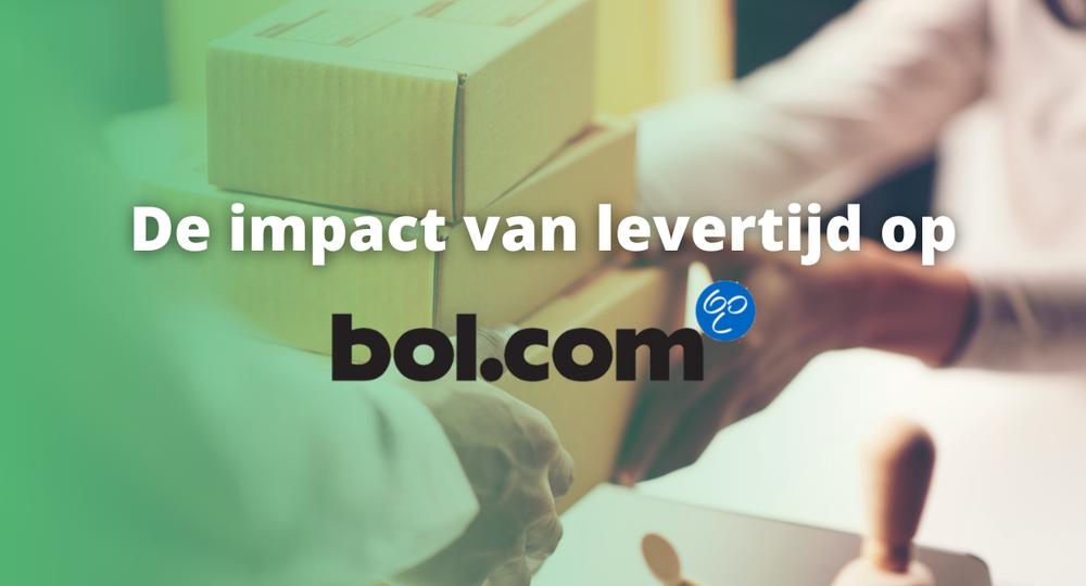 De impact van levertijd op Bol.com