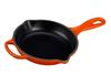 Le Creuset skillet oranje-rood Ø 23 cm