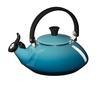 Le Creuset fluitketel Zen caraïbisch blauw 1.5 liter