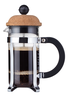 Bodum Cafetière Chambord Kurk 1 Liter