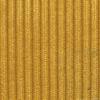 Brovst ridge rib eetkamerstoel geel