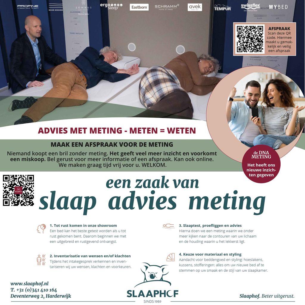 SLAAP ADVIES METING