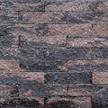 Wallblock Split Brons 10x10x40cm