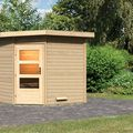 Heikki sauna modern