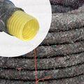 Drainagebuis PP 65mm voor in de tuin - Prijs per 1 meter