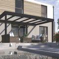 Flat Roof editie Versie A Gardendreams Zwart