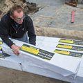 Hydroblob D170 drainage en buffersysteem 120 x 30 x 50 cm