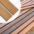 Plank Itauba hardhout 2.0 x 6.8 x 60 cm glad geschaafd