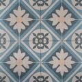 Printtegel Mosaic Blue 60x60x3cm Gardenlux