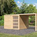Tuinhuis-Qubic-2-Aanbouwdak-karibu