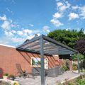 aluminium veranda gardendreams expert edition met echt glas