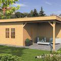plat dak Oslo type 4 XL blanke wanden