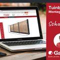 Tuinbezoek Montageservice - Schutting Gadero