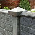 betonnen tuinhek
