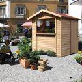 houten marktkraam 1 Karibu