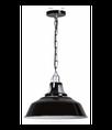 ETH Monopoli - Hanglamp - D.37.5 cm - Zwart