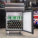 Gereedschapswagen met koelkast 1