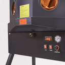 Hogedruk onderdelenreiniger met thermostaat 5