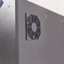 Hogedruk onderdelenreiniger met thermostaat 7