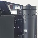 Apparaat voor zandstralen met voordeur en afzuiging 420 liter