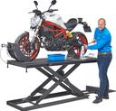 Elektrische motorheftafel 120 cm hoog 5