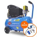 Airpress compressor 155/24 + GRATIS 5-delige accessoireset 1