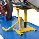 trapbok voor Suzuki crossmotoren gele