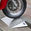 Rolstoeldrempel kort rolstoel 12 15 cm