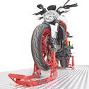 MotoGP Paddockstand set - Honda rood 3