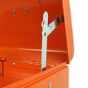 Gereedschapskist met drie lades - Oranje boven 5