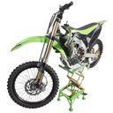 MX lift voor Kawasaki crossmotoren